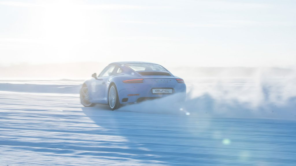 GT Touring on ICE