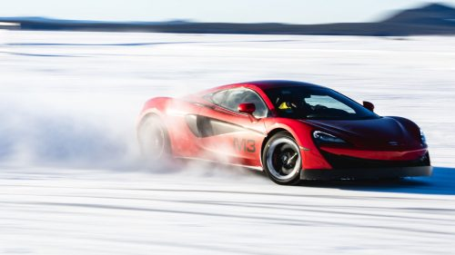 Magic of McLaren - Lappland
